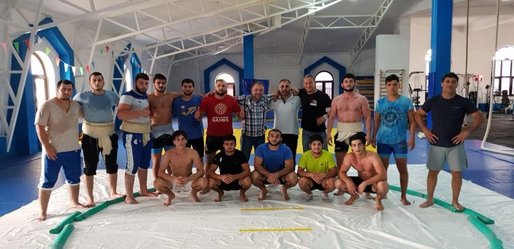 Avropa kuboku turnirində ölkəmizi 12 sumoçu təmsil edəcək