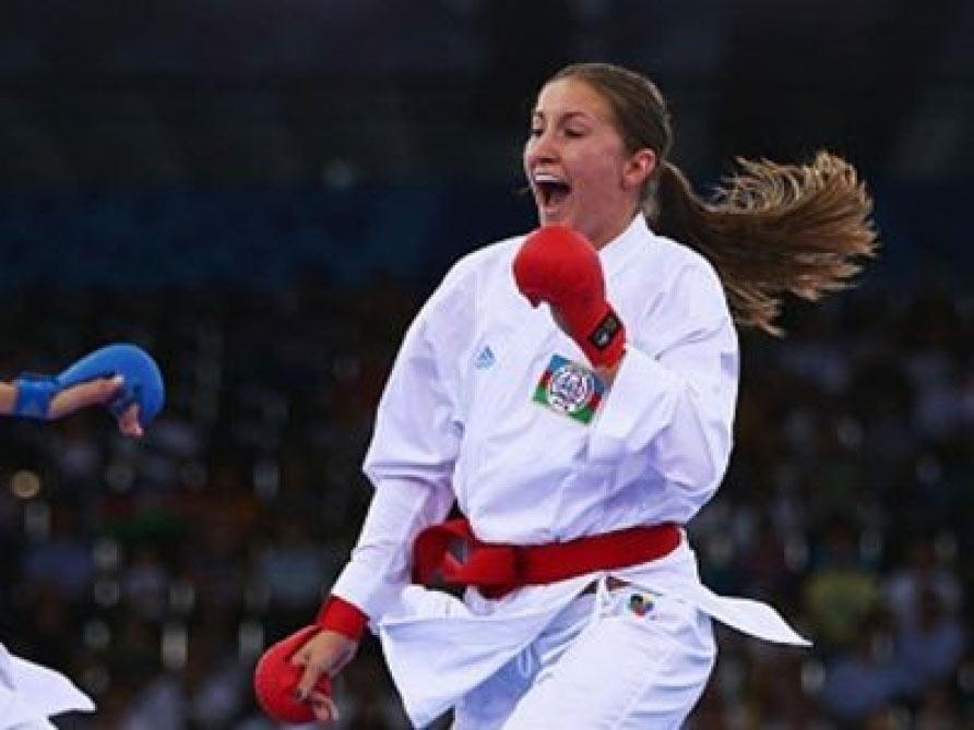 Karateçimiz Tokio-2020 Yay Olimpiya Oyunlarına lisenziya qazanıb