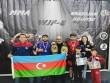 Gürcüstanda 4 medal qazanıldı