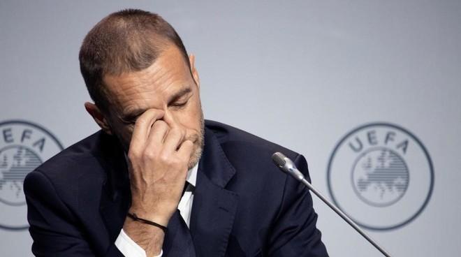 UEFA prezidenti: «Yəqin ki, mövsüm tamamlanmayacaq»