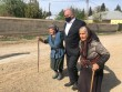 Federasiya rəsmisi Qazaxda aztəminatlı ailələrlə görüşüb - video