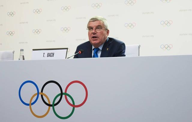 """Tomas Bax: """"Olimpiya Oyunların uğurlu alınacağına inanırıq"""""""