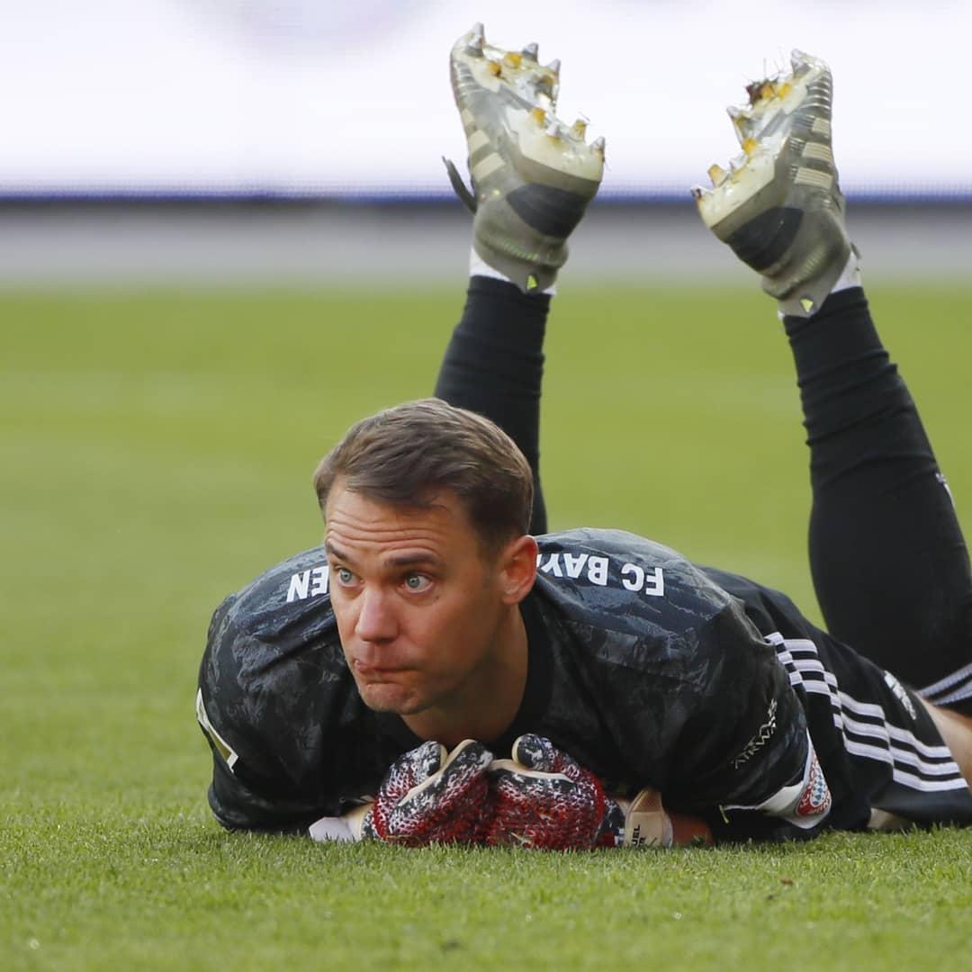 """Bundesliqa: """"Bavariya"""" """"Köln""""ün səhvlərini təkrarlamadı"""