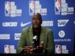 NBA ulduzu qaradərililəri dəstəkləyib
