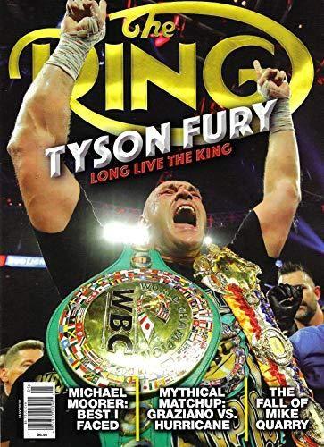 """""""The Ring"""" ən yaxşı boksçuların siyahısını açıqlayıb"""