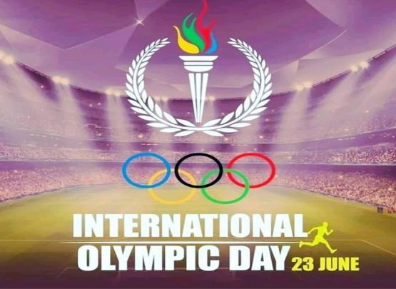 23 iyun - Beynəlxalq Olimpiya Günüdür