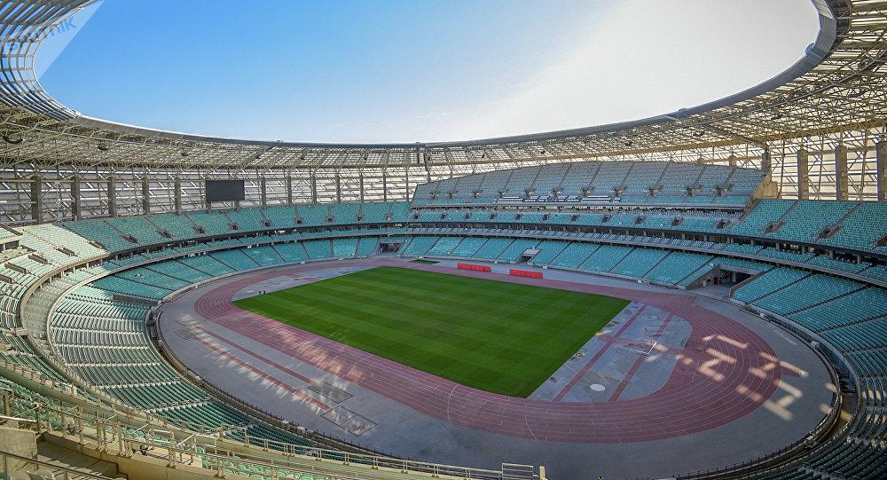 Millimizin ev oyunları Bakı Olimpiya Stadionunda keçiriləcək
