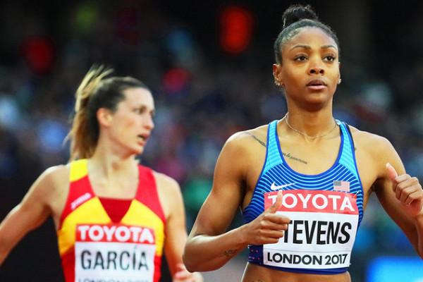 Amerikalı atlet diskvalifikasiya edilib