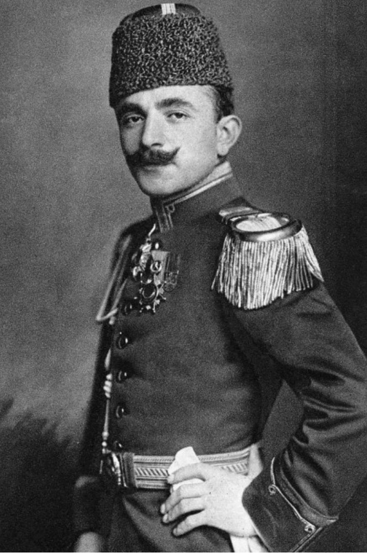 Ənvər Paşa - TARİX