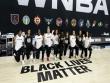 Basketbolçu qadınların özünəməxsus etirazı