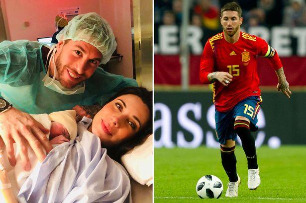 Ramos ailəsinin yeni sakini