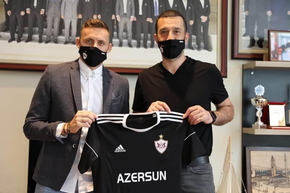 """""""Qarabağ"""" Matiçi heyətinə cəlb edib"""