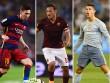 Ronaldo- Messi-Totti: 39 topluq fərq