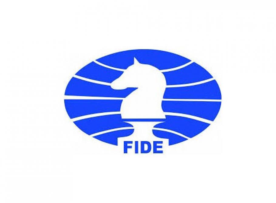 FIDE-dən şahmatçılara maliyyə dəstəyi