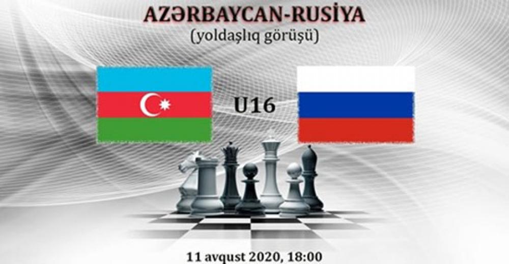 Zəka sahiblərimiz Rusiya şahmatçıları ilə bacarmadı