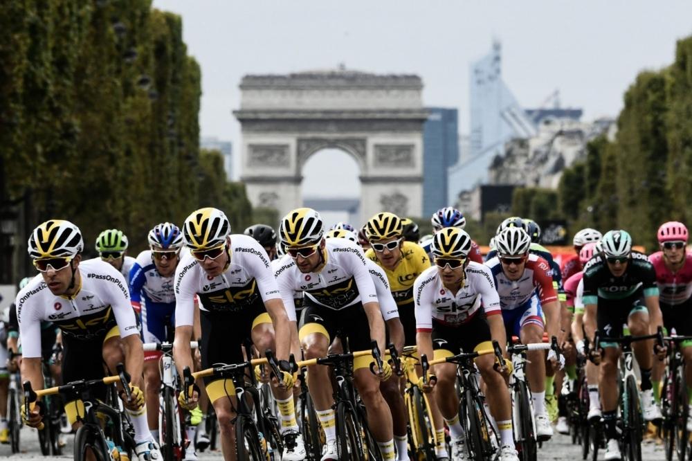 """""""Tur de Frans"""" veloyürüşü başlayır"""