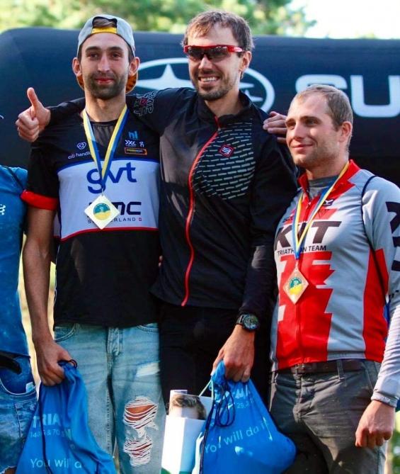 Triatlonçularımız beynəlxalq turnirdə fərqləndilər