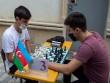 Nərimanov rayonunda açıq havada şahmat turniri keçirilib