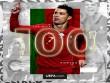 Ronaldo millidə 100 qol həddinə çatdı