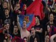 Azarkeş Belarus müxalifətinin bayrağını qaldırdığına görə cəzalandırıldı