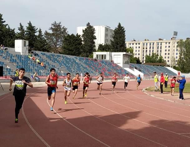 Bakı çempionatında 90 yaxın atlet iştirak edəcək