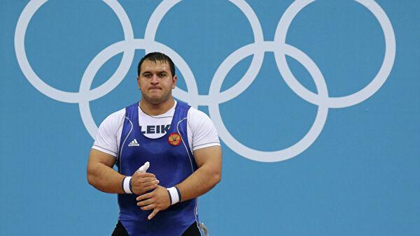 Rusiyalı ağırlıqqaldıranlar diskvalifikasiya edilib