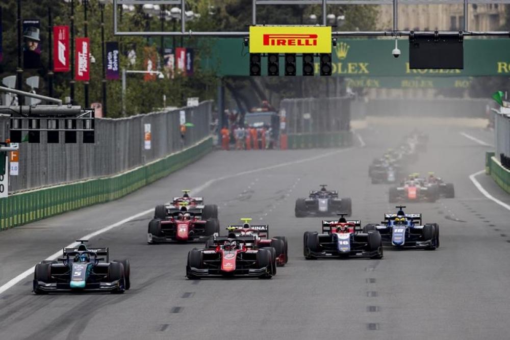 Gələn il paytaxtımızda təşkil olunacaq Formula 2 yarışının vaxtı müəyyənləşib