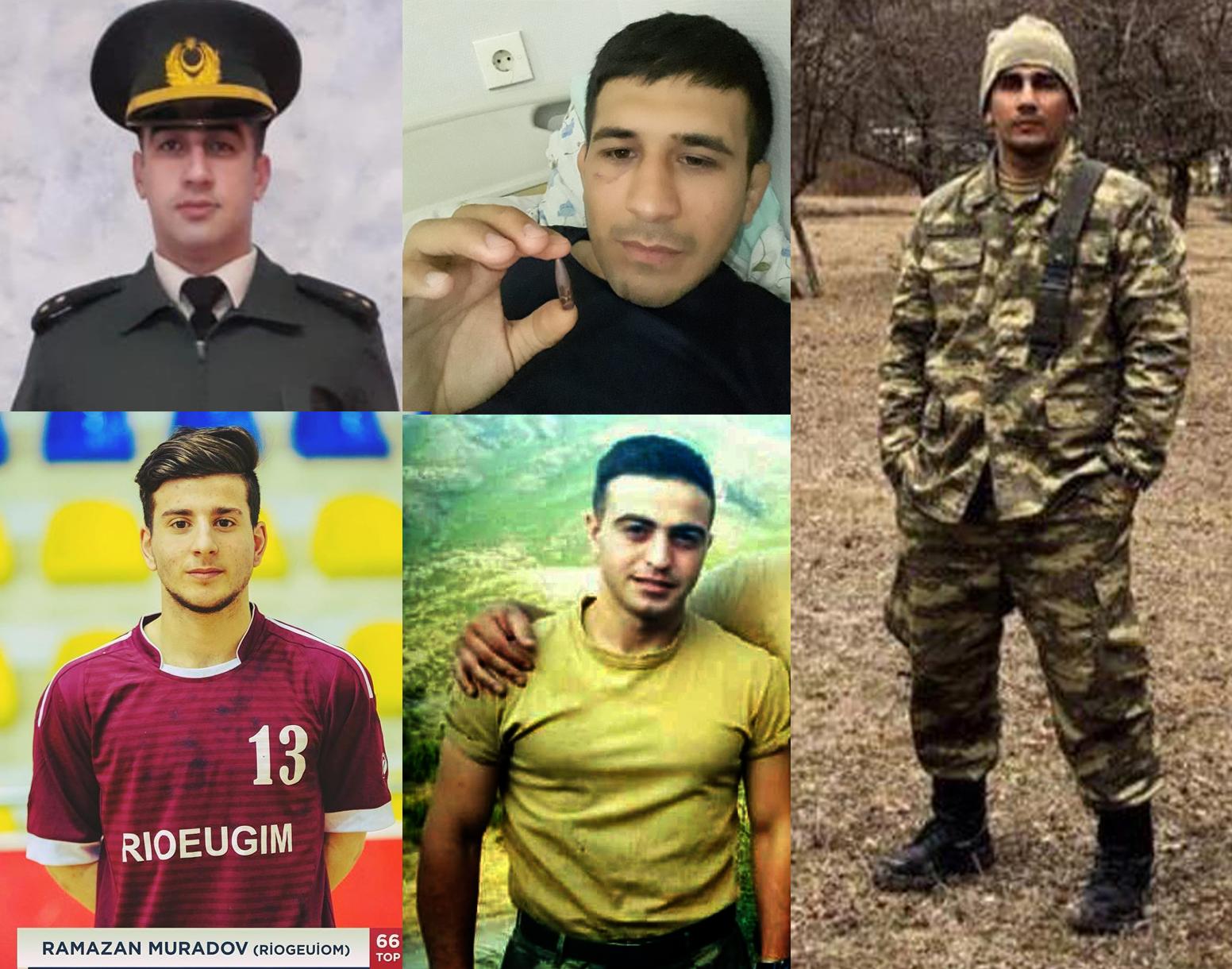 İkinci Qarabağ savaşında yaralanan idmançı-hərbçilərimizin qürurverici xatirələri