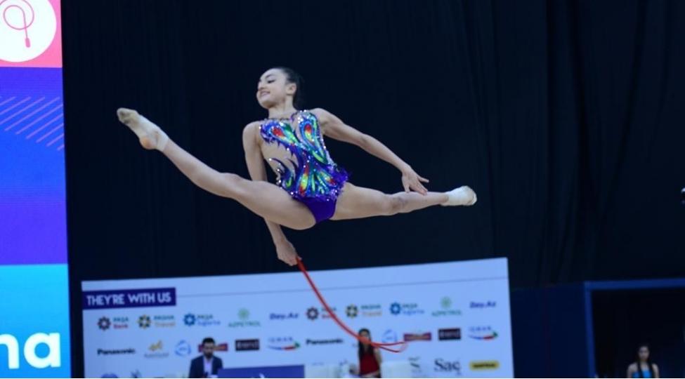 Avropa çempionatında mübarizə aparacaq gimnastlarımız müəyyənləşdi