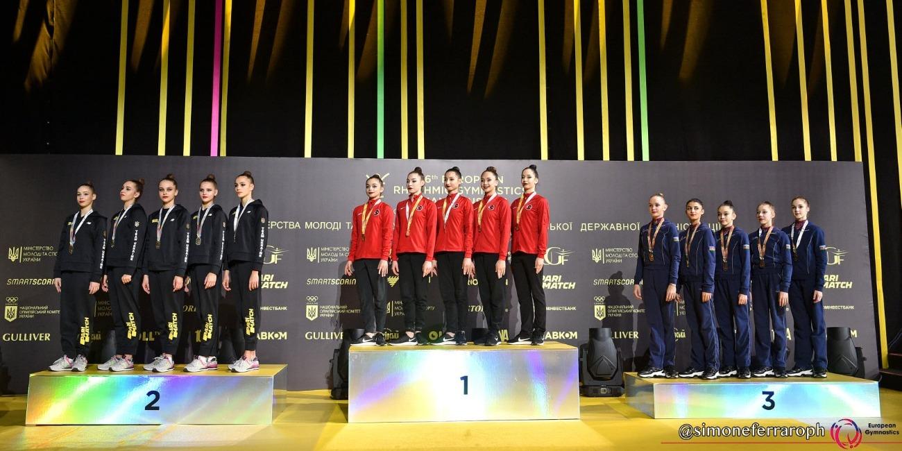 Avropa çempionatında növbəti medal