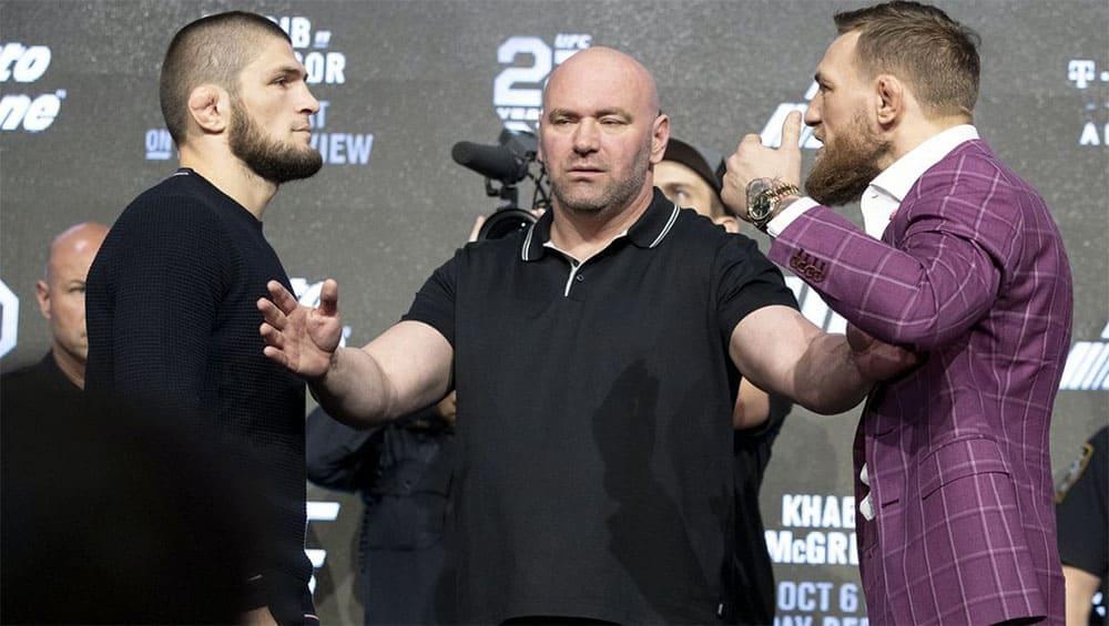 UFC iki məşhur döyüşçünü yenidən qarşılaşdıra bilər