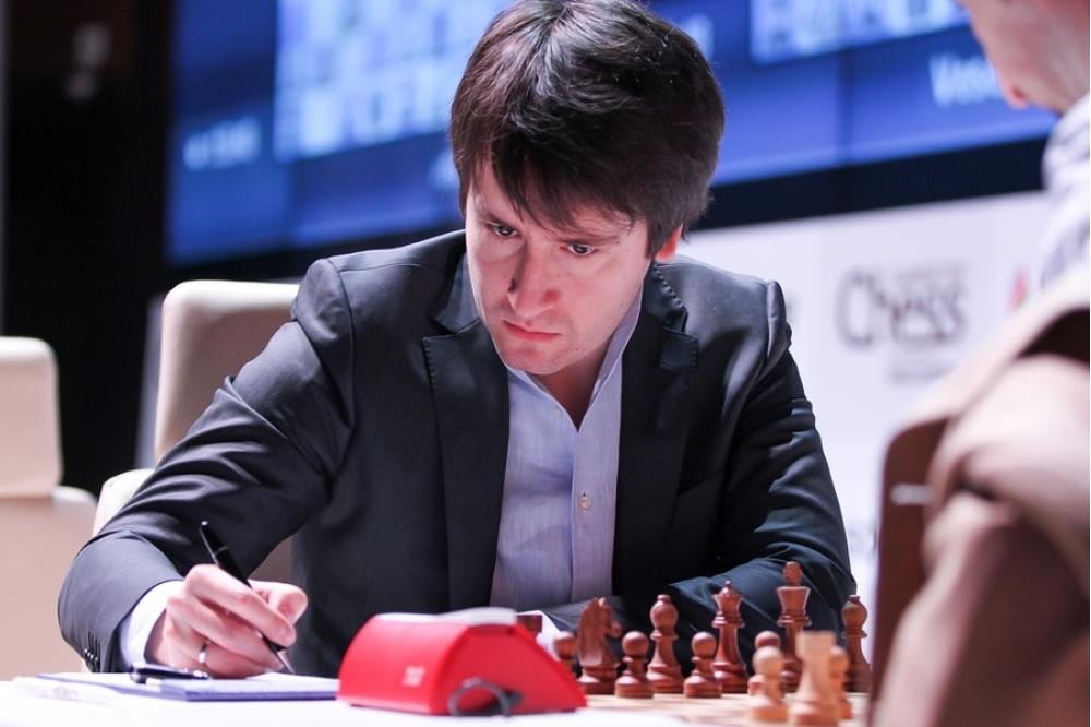 """Teymur Rəcəbov Levon Aronyana qalib gələrək """"Airthings Masters"""" turnirinin qalibi oldu"""