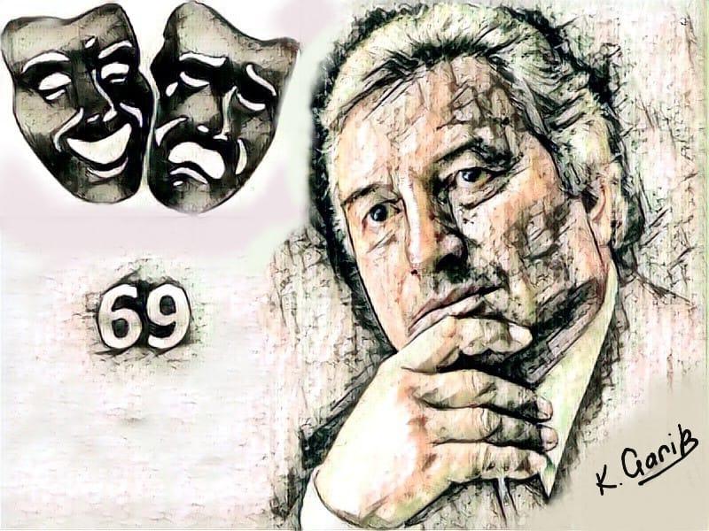 Keşməkeşli ömür yaşayan sənətkar - (Portret cizgiləri)