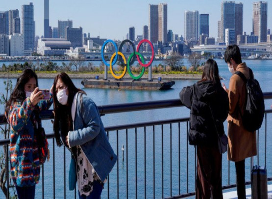 Olimpiya Oyunlarının estafetində ilk dəfə koronavirus aşkarlanıb