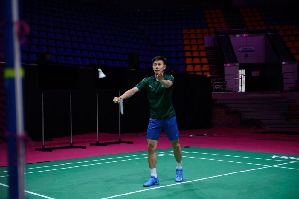 Badmintonçumuz qitə çempionatında iştirak edir