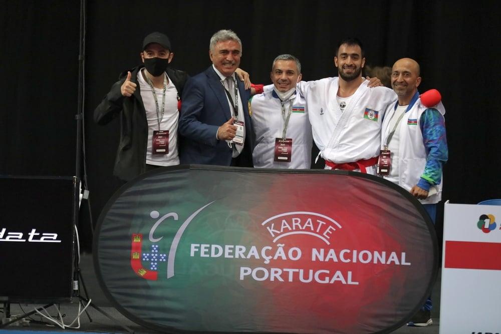 Karate1 Premyer Liqa turniri 2 medalla yadda qaldı