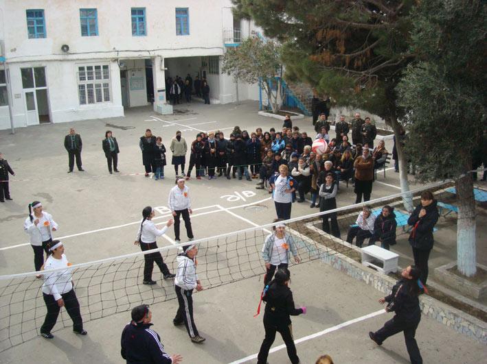 """""""Olimpiya dünyası""""nın keçirdiyi tədbirlər sağlam həyat tərzinə xidmət edir"""