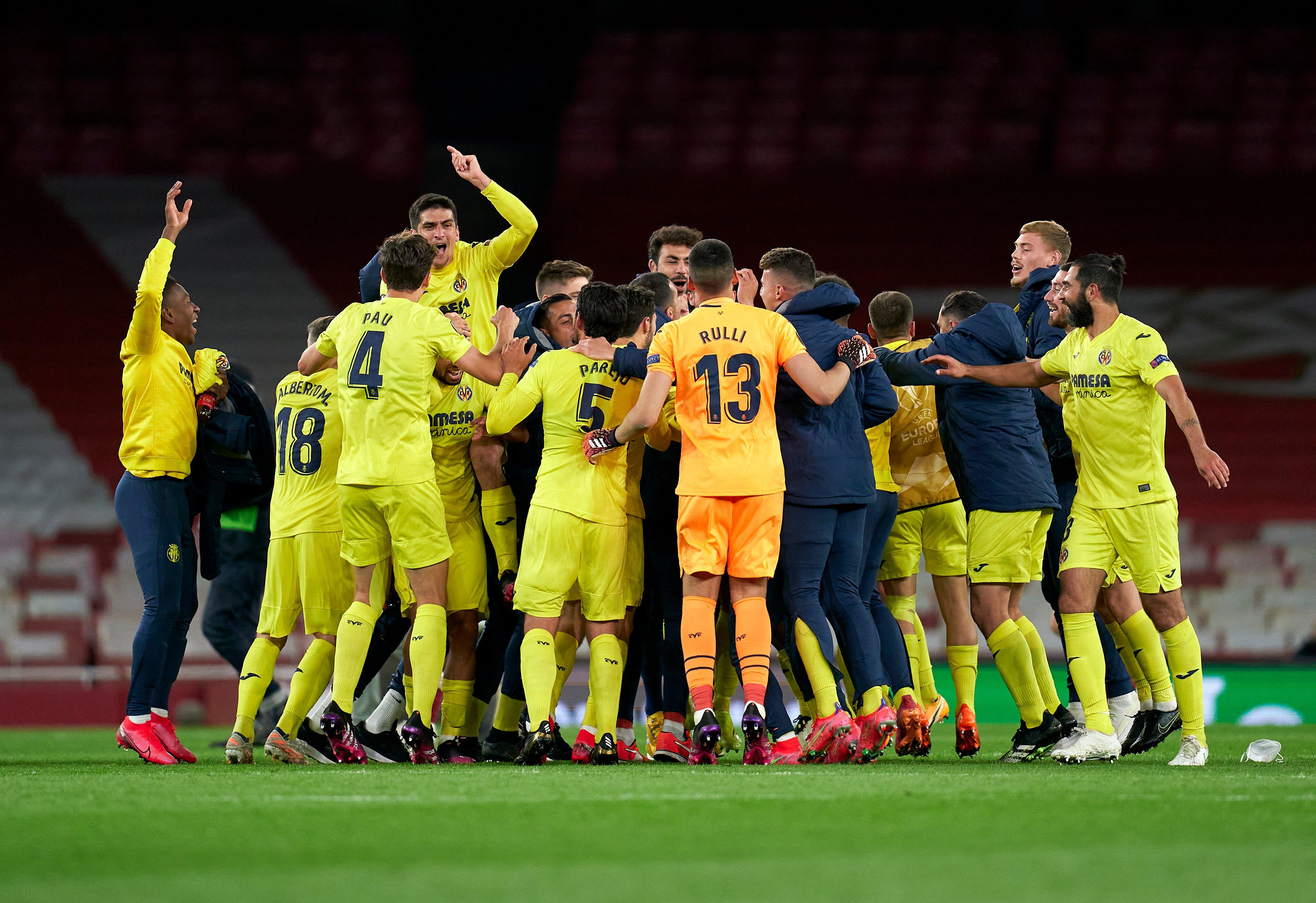 İspanlar Avropa Liqasında ingilis finalına mane oldu - FOTO