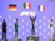 Meksikalı pilot Bakıda növbəti dəfə birinci oldu