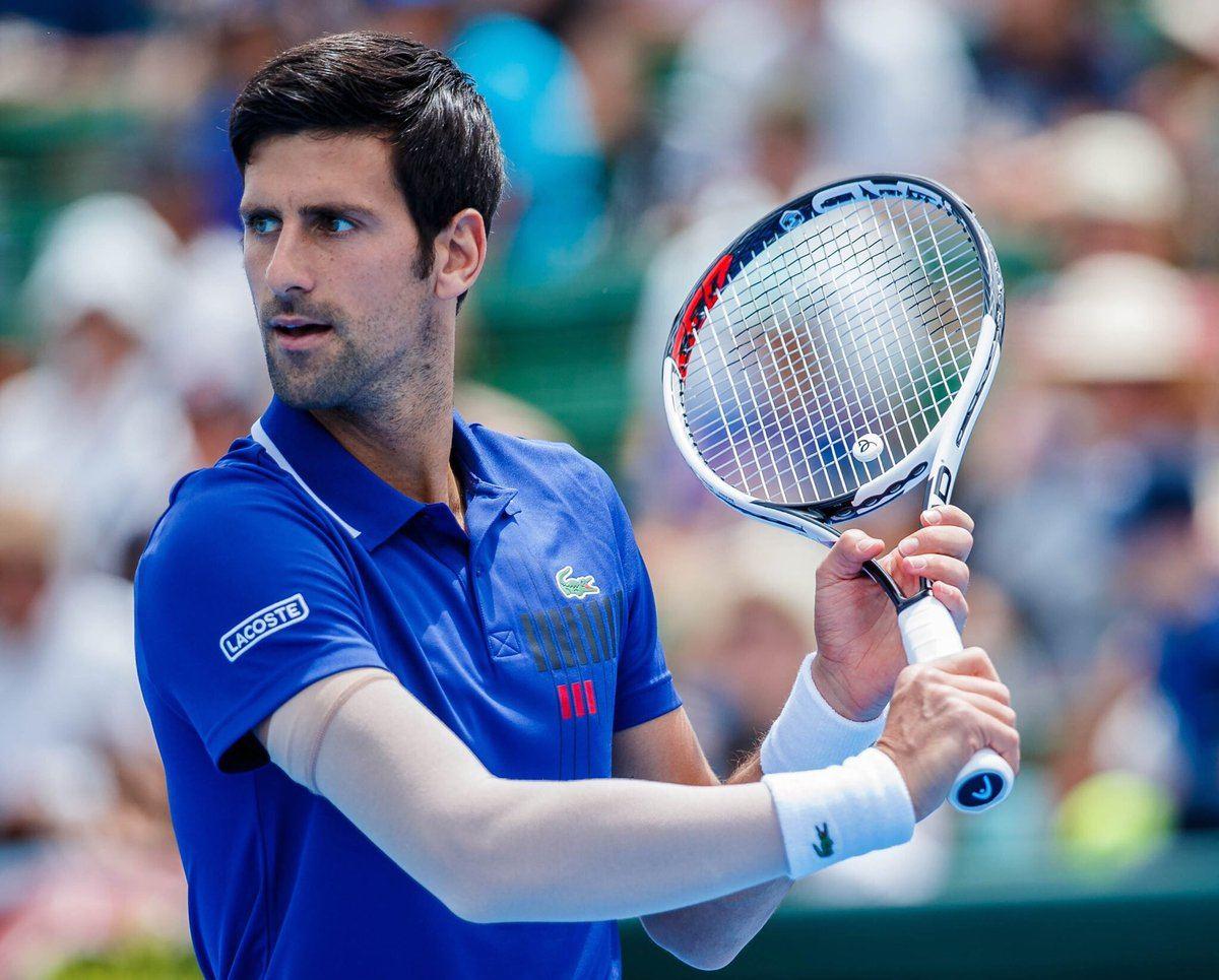 "Cokoviç ""Rolan Garros""un finalında"