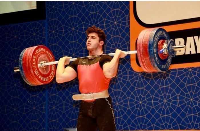 Ağırlıqqaldıranımızın Tokio Olimpiadasında iştirakı rəsmiləşdi