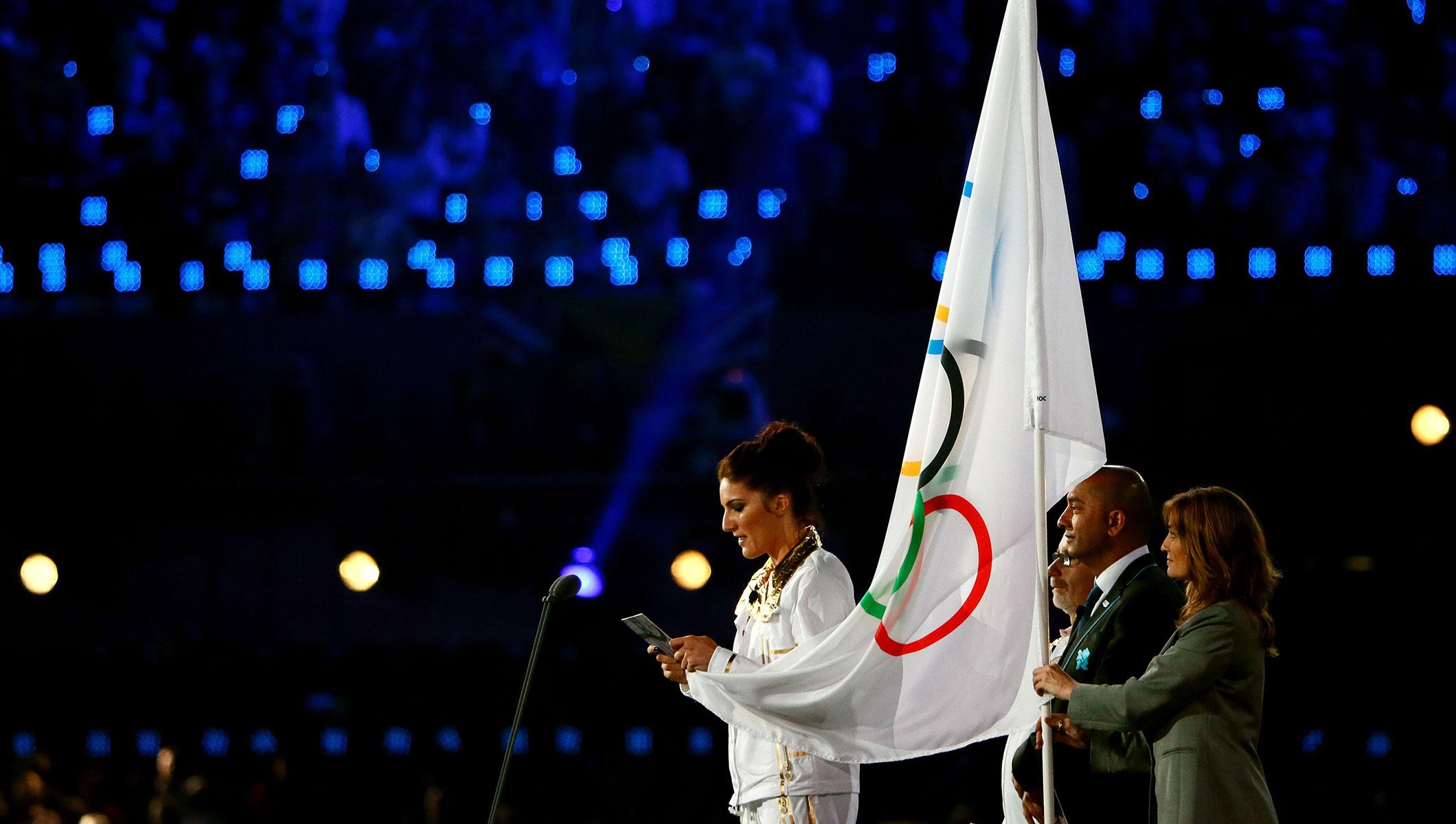 «Olimpiya andı»nda dəyişiklilər olub