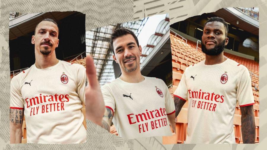 """""""Rossoneri""""nin yeni forması"""