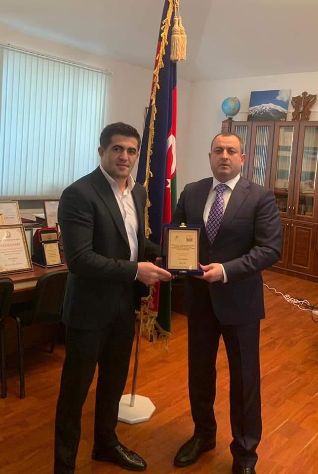 Ramal Aslanov Kikboksinq Federasiyasının vitse-prezidenti təyin olundu