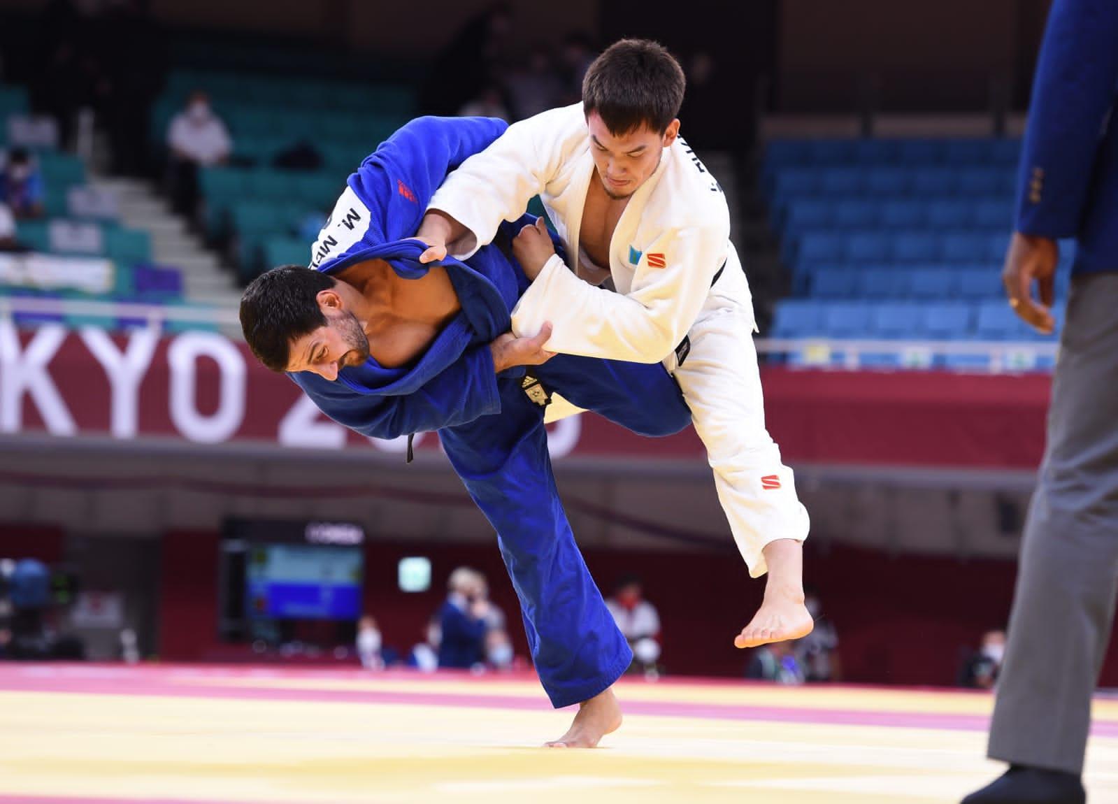 Məmmədəli Mehdiyev də Tokio-2020-ni medalsız başa vurdu - FOTO