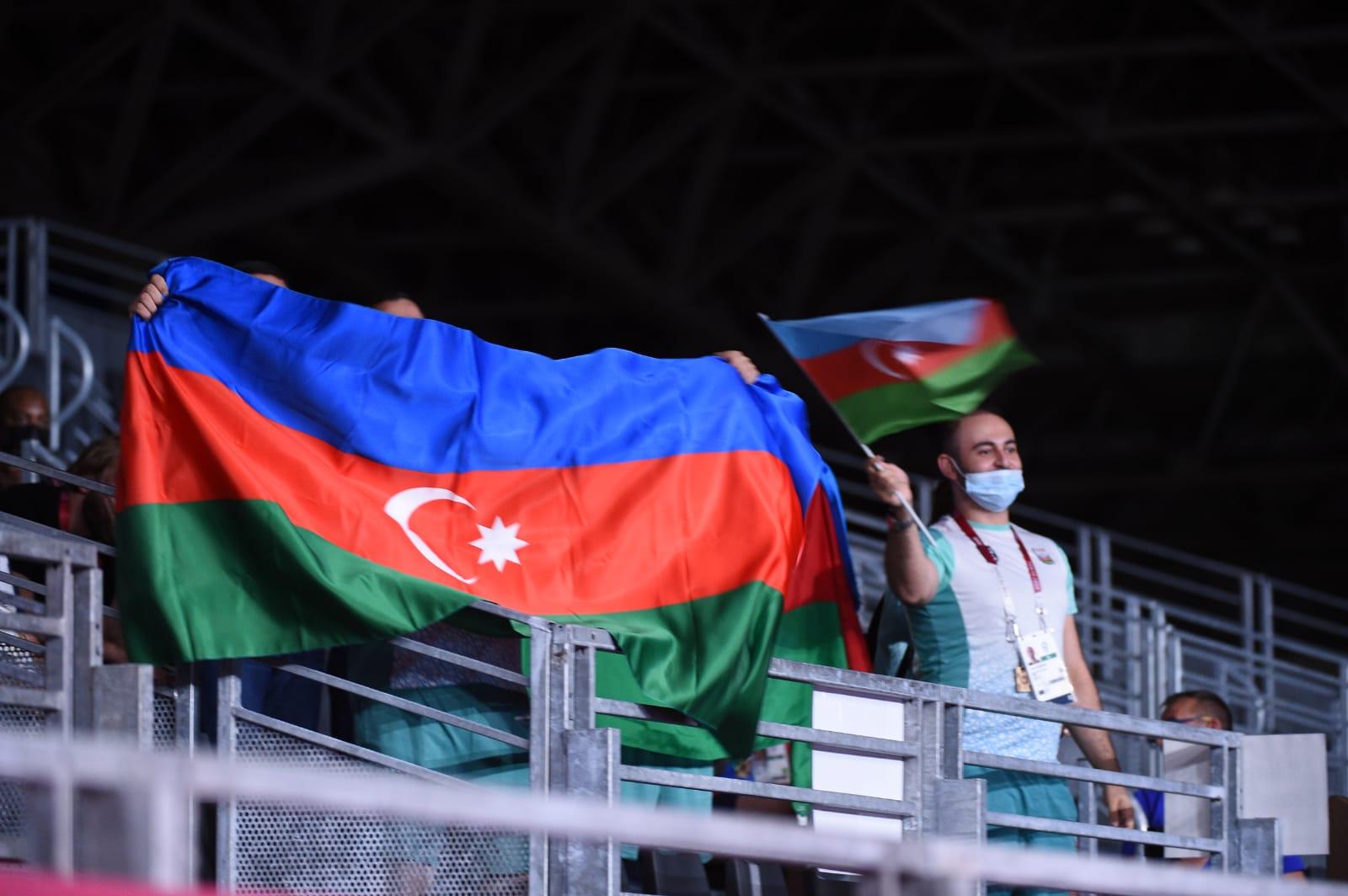 Güləşçimiz erməni idmançıya qalib gələrək Tokio-2020-nin bürünc medalına sahib çıxdı — FOTO