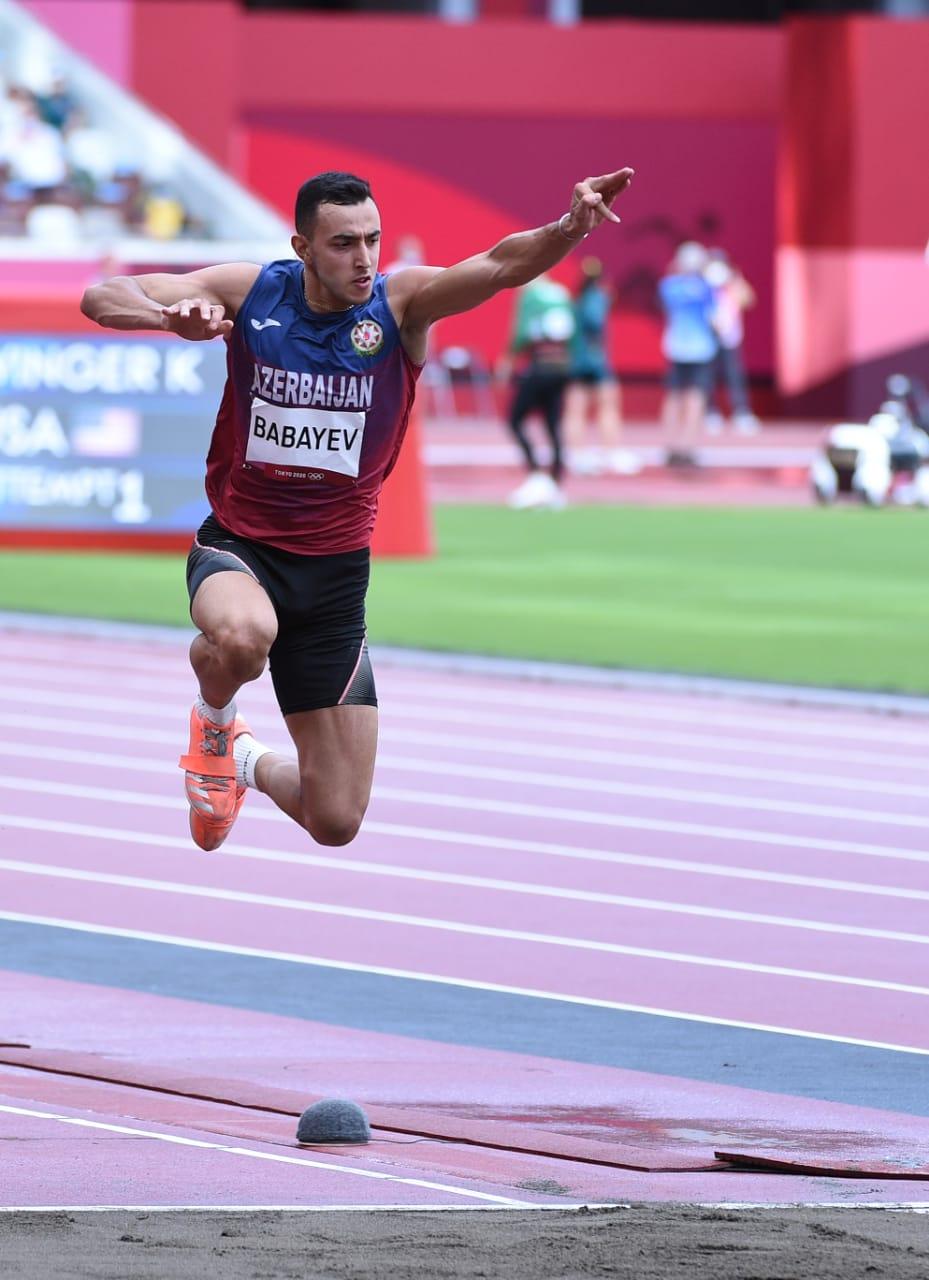 Nazim Babayev Tokio Olimpiadasında finala çıxa bilmədi — FOTO