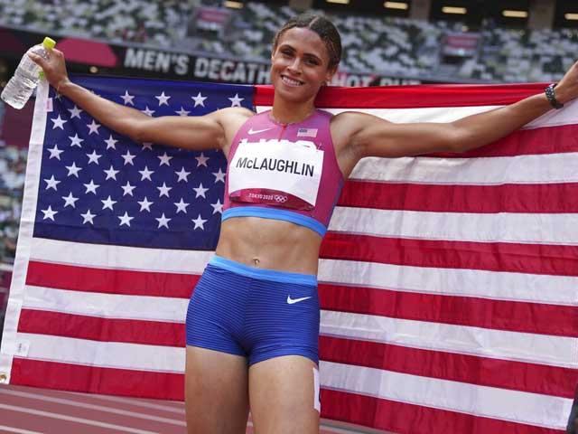 Atlet dünya rekordunu yeniləyərək Tokio-2020-nin qalibi oldu