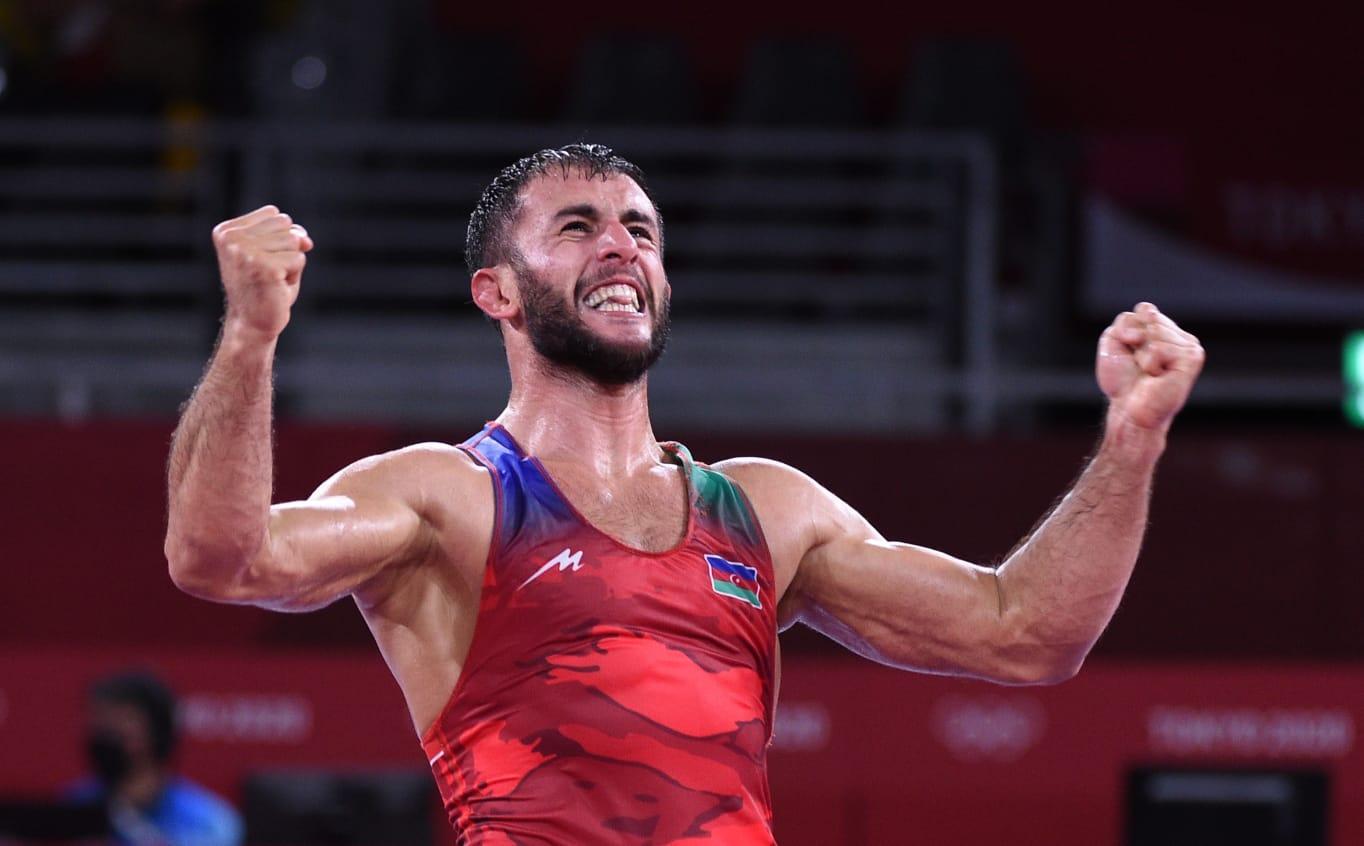 """Rafiq Hüseynov: """"Əsas odur ki, komandaya medal qazandırdım"""""""
