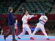 İrina Zaretska Tokio-2020-ni gümüş medalla başa vurdu